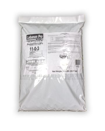 bag of Lebanon Pro Turf 11-0-3