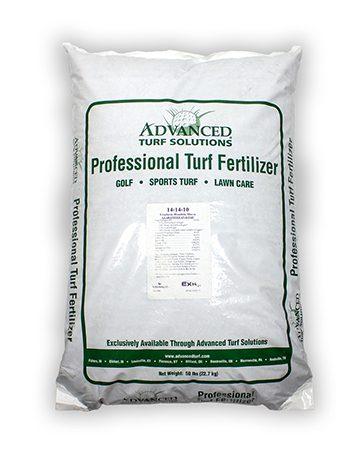 bag of Professional Turf Fertilizer