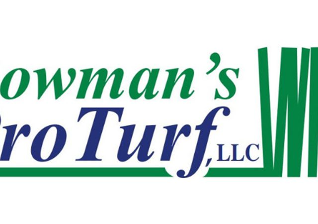 Bowman's ProTurf branding