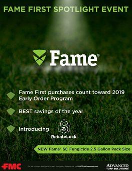 Fame 2019 September Program