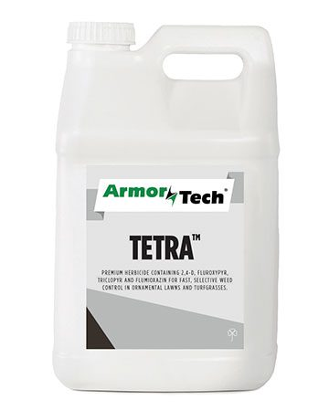 bottle of Armor-Tech Tetra