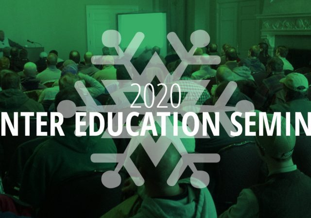 2020 Winter Education Seminar post