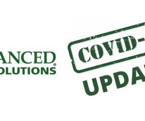 coronavirus updates sign