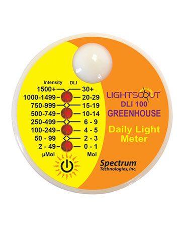 LightScout DLI 100 Light Meter