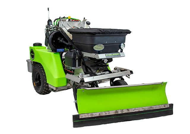 steelgreen snow plow