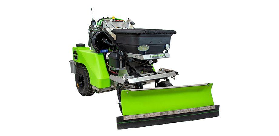 steelgreen snow plow