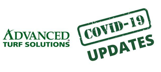advanced turf covid-19 updates