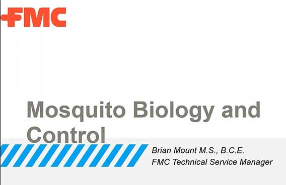 mosquito biology and control