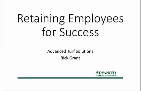 retaining employees for success
