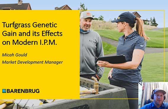 turfgrass genetic gain and its effects on modern ipm