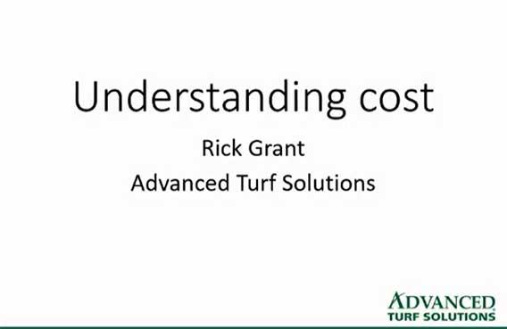 understanding cost