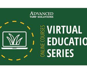 virtual education series by advanced turf solutions