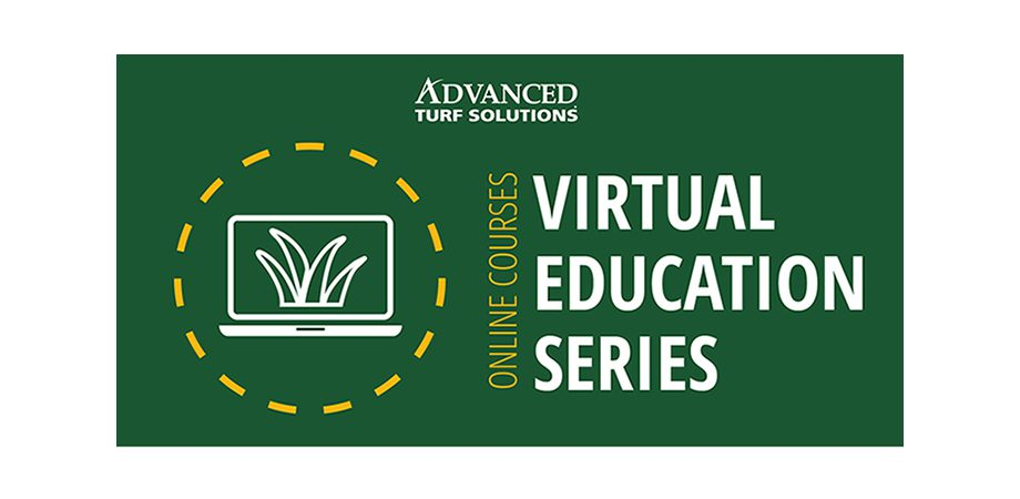 virtual education series by advanced turf solutions