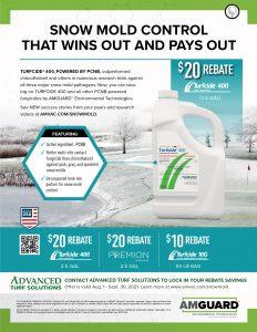 AMGUARD Snow Mold Control Early Order Program PDF